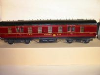 Exley LMS Kitchen Car
